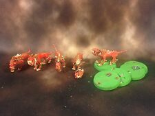 Warhammer 40k Chaos Space Marines Flesh Hounds Metal