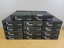 00000108 Lot of 14 Motorola D45Mwa5Gb7Ak Maxtrac 800mhz Radio Receiver Working Us Seller