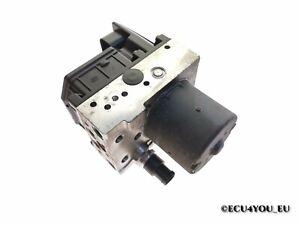 Original BMW ABS Hydraulic Block 0265225007, 0265950006, 6767833 (id: 2608)