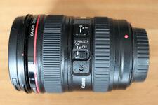 Canon EF 24-105 mm 1:4.0 L IS USM Objektiv TOP Zustand