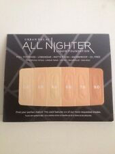 URBAN DECAY - ALL NIGHTER LIQUID FOUNDATION 6 Most Requested Peel-Off Samples