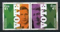 Ireland 2018 MNH Popular Democracy Vote 2v Set Elections Voting Stamps