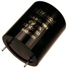 MUNDORF tubecap ® 47uf 600v Condensatore Elko TCAP per tubi AMPLIFICATORE 854292