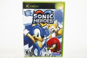 Sonic Heroes (Microsoft Xbox, 2004)