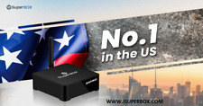 2020 SuperBox S1 Pro 1100+ channels, 12000+ Movie, eBayer since 1999 100% Rating