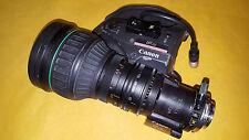 Canon J21ax7.8B4 VRS SX12 ENG Lens 16X9 Format