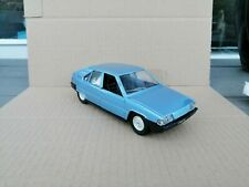 Polistil Politoys Citroën BX in blaumetallic  Blue 1984 in 1/24 1/25 VN MINT