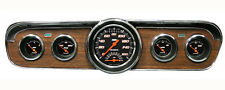 Classic Instruments 1965-1966 Mustang Package Velocity Black Cluster Tachometer