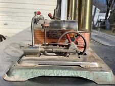 Jensen Mfg Co Inc Steam Engine 65