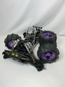 HPI Savage 21 RC Truck Chassis Parts Repair