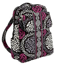 Vera Bradley Backpack (Canterberry Magenta)