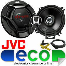 Honda Civic EP2 2000-2005 JVC 13cm 520W 2 Way Front Door Car Speakers & Brackets