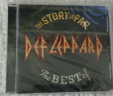 CD Album The Story So Far: The Best Of Def Leppard NEW & Sealed
