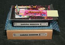 Samurai Shodown/Spirits 3 III US Eng MVS Kit • Neo Geo JAMMA Arcade System • SNK