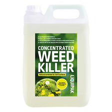 More details for industrial weed killer strong professional glyphosate free extra concentrated 5l