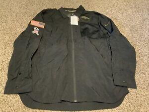 Denver Broncos 2020 Nike STS Salute To Service Jacket Men's Size: Medium NWT