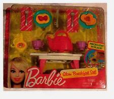 Mattel Barbie - Frühsstücksset - Asst. X7931 X7933 Neu & OVP