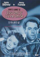 You Only Live Once (1937) Henry Fonda /  Sylvia Sidney DVD NEW **FAST SHIPPING**