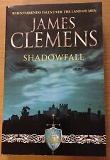 SHADOWFALL James Clemens Book (Paperback) THE GODSLAYER CHRONICLES