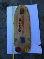 "Vintage skateboard sims Super light 10""  ( dogtown powell old school Sims alva"