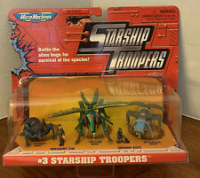 1996 Galoob Micro Machines ~ Starship Troopers ~ Collection  #3 NEW Sealed