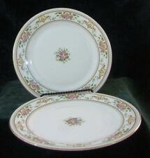 "Two - ROYAL DOULTON - ALTON - DINNER - PLATES - 10 5/8"" Diameter"