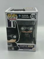 FUNKO POP! STEAMPUNK BATMAN - SUPER HEROES - VINYL FIGURE 120