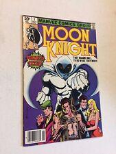 MOON KNIGHT #1-38 VF-NM 8.0-9.4 1ST SERIES ORIGIN OF MOON KNIGHT COMPLETE
