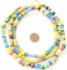 Old Ghana Antique Beads from Africa Glass African Trade Beads-Ghana