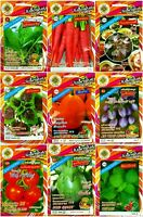Compass Vegetable Garden Seeds Pure Natural Organic Wholesale Plant Quality #3