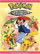 Pokemon: Master Quest - The Complete Collection Box (DVD, 2016, 7-Disc Set) New!