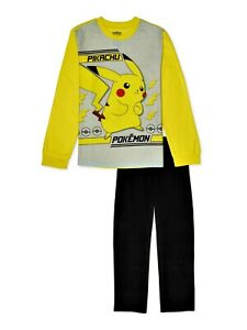 Pokemon Pikachu eléctrico Pokeball # 025 de Boy Short pijamas
