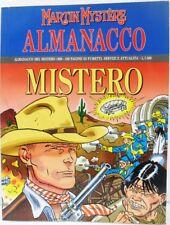 MARTIN MYSTÈRE almanacco del mistero 1999 buono/ottimo piccolo segno copertina