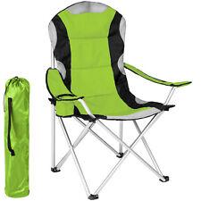 Chaise de camping housse pliante fauteuil de camping pliable siege de plage vert