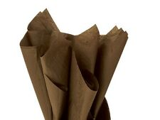 "BROWN Tissue Paper Sheets 50cm x 75cm - 18gsm  20"" x 30"" Acid Free"