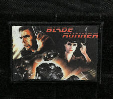 Blade Runner Movie Morale Patch Tactical Military Army Badge Hook Flag USA