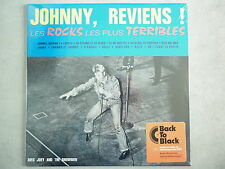 Johnny Hallyday 33Tours vinyle Johnny Reviens! Les Rocks Les Plus Terribles rééd