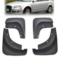 Audi A4 Mudguards Mudflaps B7 2004-2008 SE Saloon - UK Supplied-Fast Shipping