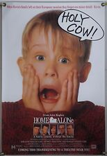 HOME ALONE DS ROLLED ORIG 1SH MOVIE POSTER JOE PESCI DANIEL STERN COMEDY (1990)
