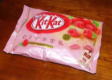 Kit Kat Select Raspberry 12 pcs mini Chocolate Bar Nestle Limited Edition Japan