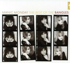 THE BANGLES - MANIC MONDAY: THE BEST OF 2 CD NEUF