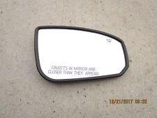 06-08 NISSAN MAXIMA PASSENGER RH SIDE HEATED AUTO DIM EXTERIOR DOOR MIRROR GLASS
