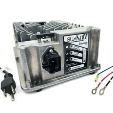 Lester Summit II 24 Volt 25 Amp Onboard Charger p/n 29300-05 w/ring terminals