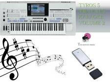 ''MIDI File Karaoke USB stick for Tyros 5 NEW Volume 2''