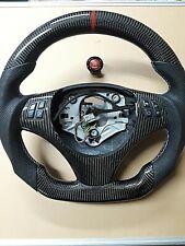 ETC BMW E90 E91 E92 E93 Carbon Fiber Stereo Trim W// Opening for Hill Assist