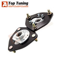 Front Coilovers Camber Plate Plates Top Mount For Nissan Silvia S13 S14 240SX