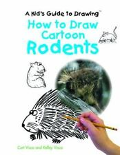 How to Draw Cartoon Rodents-ExLibrary