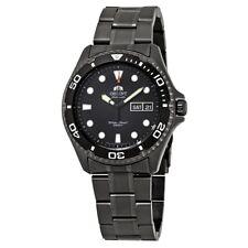 Orient Ray Raven II 200m Black Automatic Men's Watch FAA02003B9
