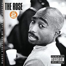 NEW The Rose - Volume 2 - Music Inspired By 2pac's Poetry (Audio CD)