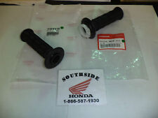 HONDA HANDLEBAR GRIP SET THROTTLE TUBE CRF230L XR250L XR650L  53140-MGW-305